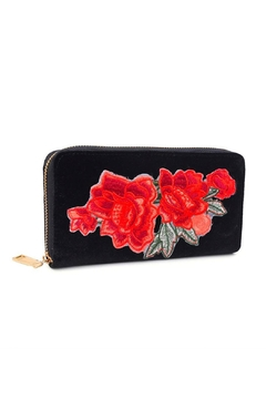 Shoptiques Product: Velvet Rose Wallet