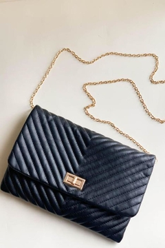 Urban Expressions Victoria Quilted Clutch - Alternate List Image