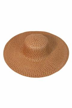 Shoptiques Product: Brown Sun Hat