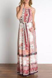 Urban Touch Ethnicprint Maxi Dress - Product Mini Image