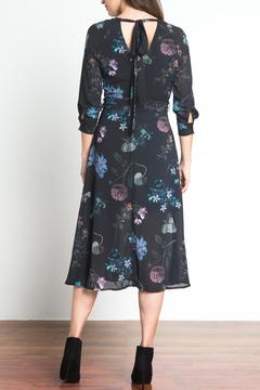 Urban Touch Floral Midi Dress - Alternate List Image