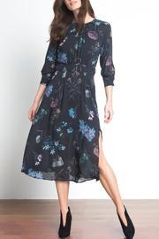 Urban Touch Floral Midi Dress - Product Mini Image
