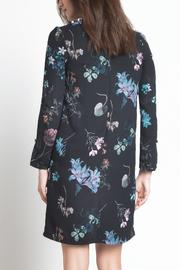Urban Touch Floral Shift Dress - Side cropped