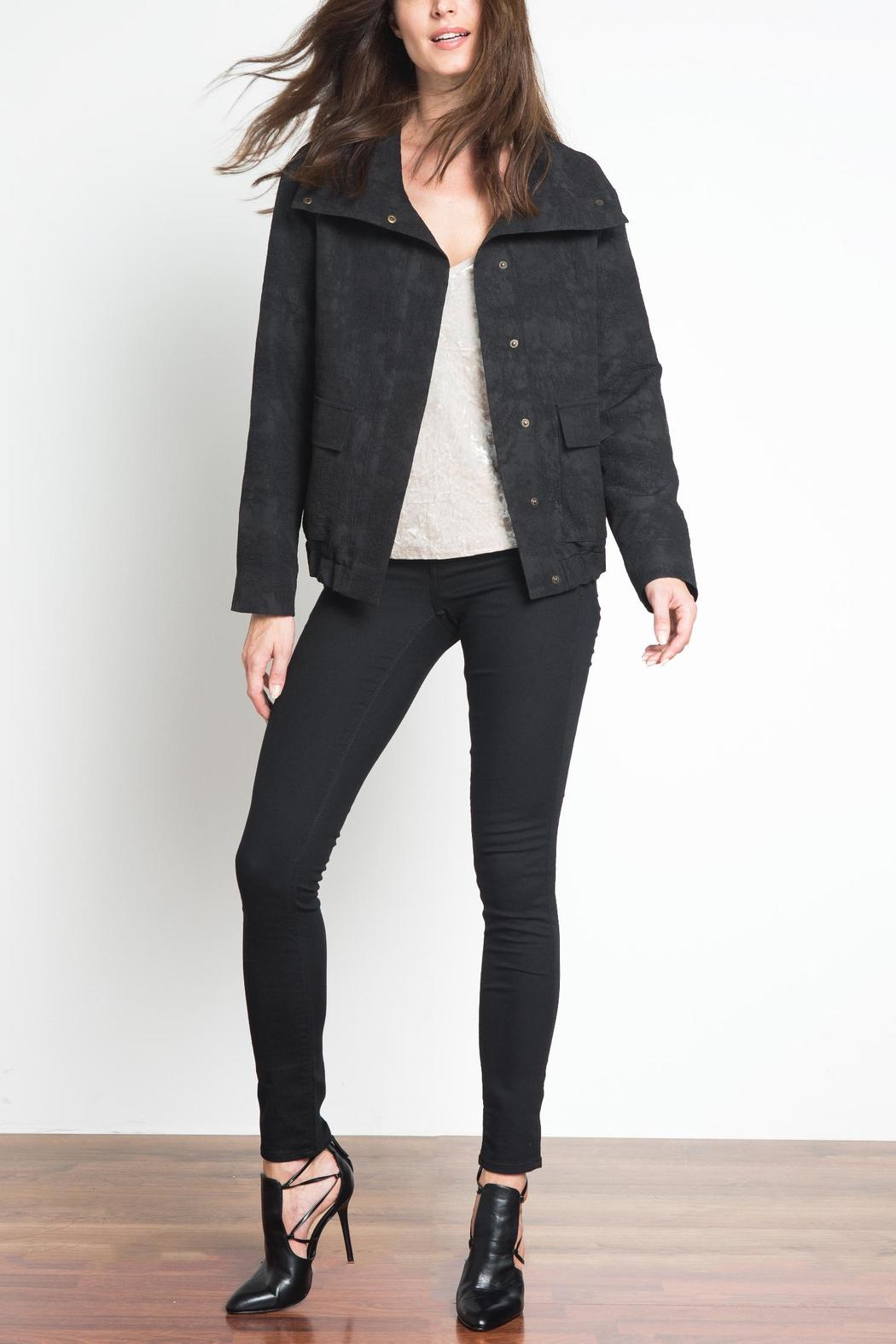 Urban Touch High Neck Bomber - Main Image