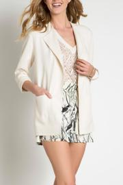 Urban Touch White Blazer - Product Mini Image