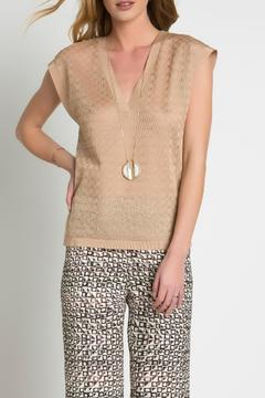 Urban Touch Knitted Top - Product List Image