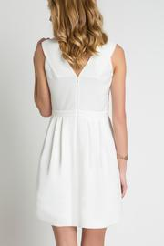 Urban Touch Lace Body Dress - Side cropped