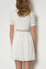 Urban Touch Lace Detailed Dress - Side cropped