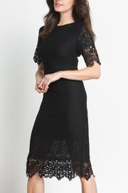 Urban Touch Lace Midi Dress - Product Mini Image