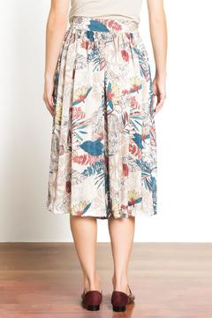 Urban Touch Printed Midi Skirt - Alternate List Image