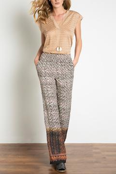 Urban Touch Printed Trouser - Product List Image