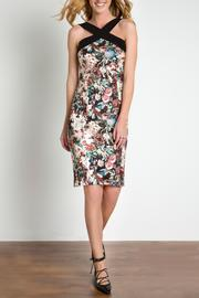Urban Touch Strapped Neck Dress - Product Mini Image