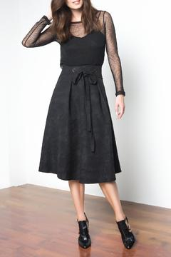 Urban Touch Tie Waist Skirt - Product List Image