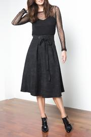 Urban Touch Tie Waist Skirt - Product Mini Image