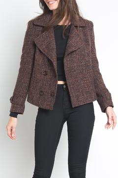 Urban Touch Wool Short Jacket - Product List Image