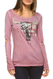 Urban X Rose Western Top - Product Mini Image