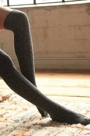 Urbanista Cable Knit Sock - Front cropped