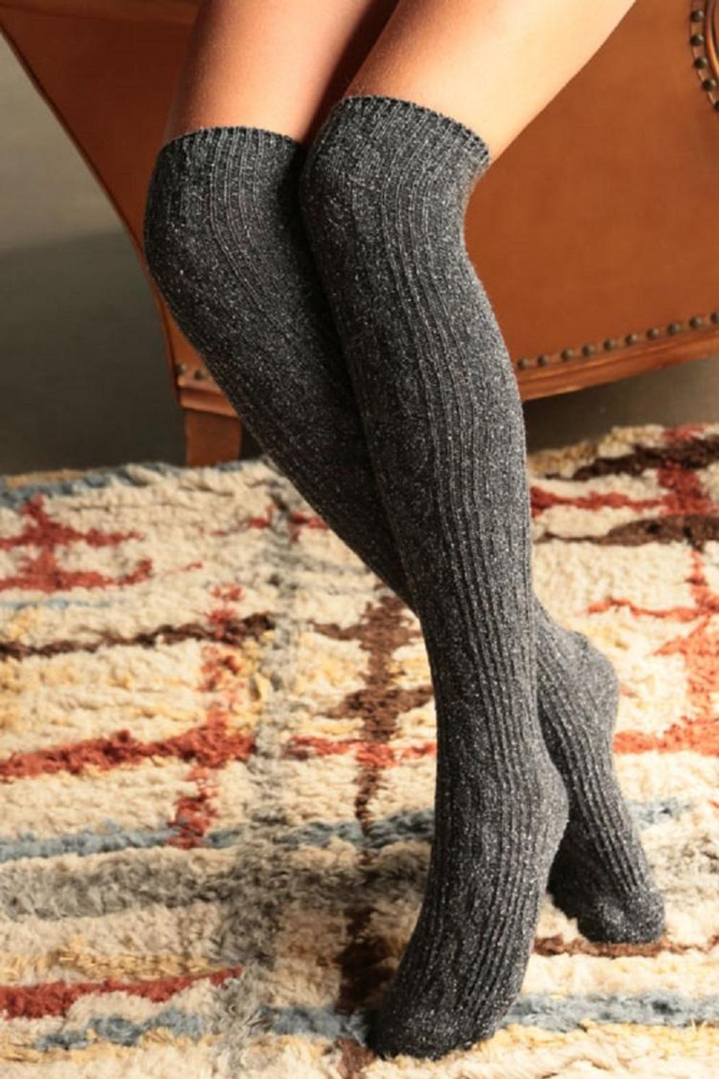 Urbanista Cable Knit Sock - Main Image