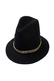 Urbanista Chain Fedora - Front cropped
