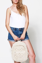 Urbanista Diamond Crochet Backpack - Product Mini Image