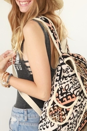Urbanista Jacquard Backpack - Side cropped