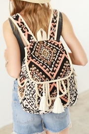 Urbanista Jacquard Backpack - Product Mini Image