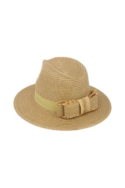 Urbanista Panama Bow Hat - Front cropped