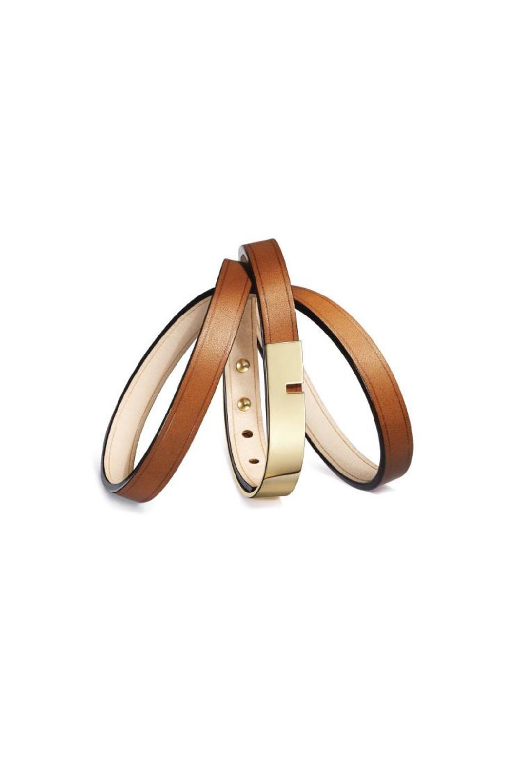 Ursul Leather Bracelet - Main Image