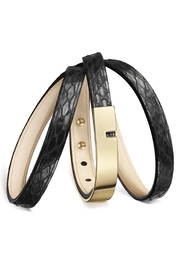 Ursul Python Leather Bracelet - Product Mini Image