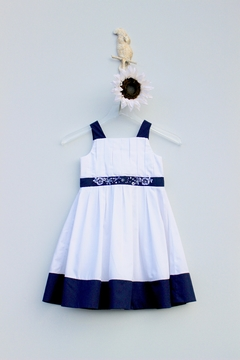 Sarah Louise Pleated Sun Dress - Product List Image