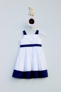 Sarah Louise Pleated Sun Dress - Alternate List Image