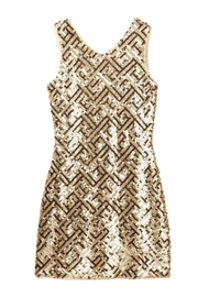 Us Angels Sleeveless Sequin Dress - Product Mini Image
