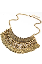 US Jewelry House Gold Coin Necklace - Product Mini Image