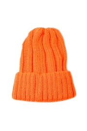 US Jewelry House Neon Beanie Hat - Front cropped