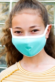 Lyn-Maree's  USA, Children's Washable Mask - Front cropped