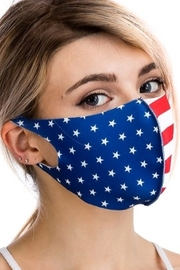 Cap Zone USA FLAG FACE MASK - Product Mini Image
