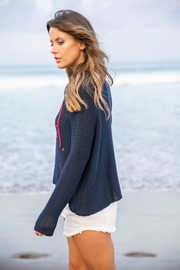 Wooden Ships Usa Sweater - Front full body