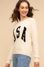 Thread & Supply USA  Sweater Top - Front full body