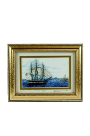 Art on Tour Uss Constitution Print - Product Mini Image