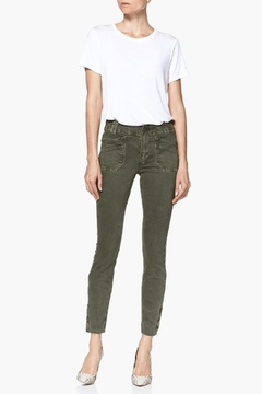 Paige Utilitarian Hoxton Ankle - Product List Image