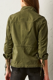 Charlie Paige Utilitarian Jacket - Front full body