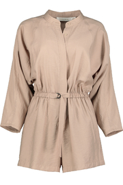 Bishop + Young Utility Belted Romper - Product Mini Image