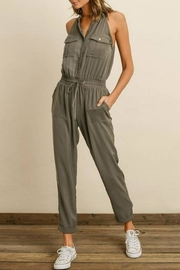 dress forum Utility Jumpsuit - Product Mini Image