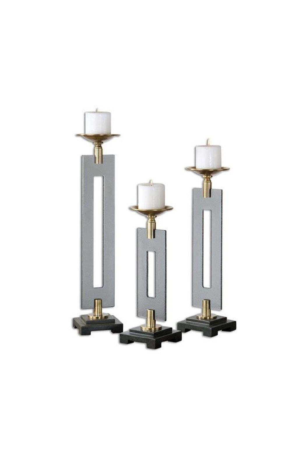 Uttermost Everly Candle Holders - Main Image