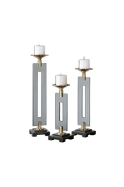Uttermost Everly Candle Holders - Front cropped
