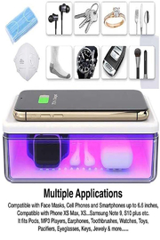 TRENDZ MART UV STERILIZER AND CHARGER - Product Mini Image