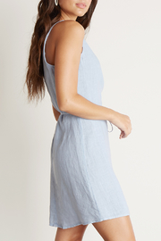 Bella Dahl V-BACK WRAP DRESS - Front full body