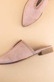 MiiM V-Cut Pointed Mule - Product Mini Image
