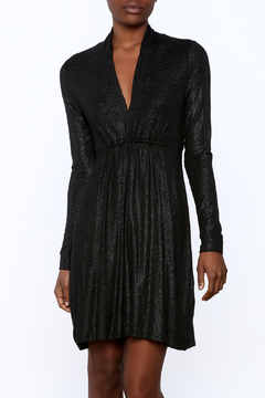 Shoptiques Product: Black Sparkle Dress