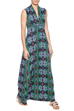 Shoptiques Product: Butterfly Navy Maxi